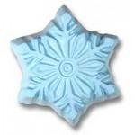 Seifenform Schneeflocke 2