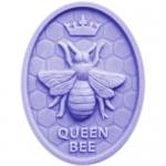 Seifenform Bienenkönigin