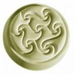 Seifenform Keltische Spiralen