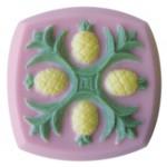 Seifenform Ananas Quilt